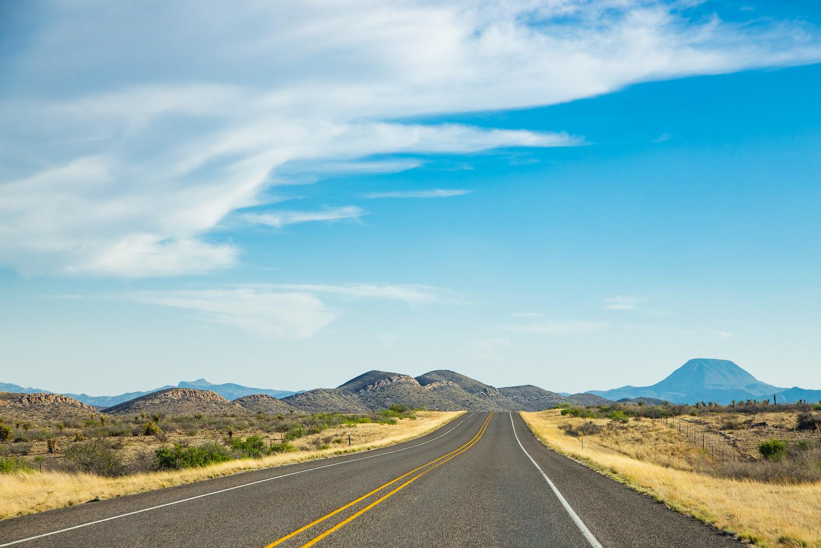 Big Bend Road